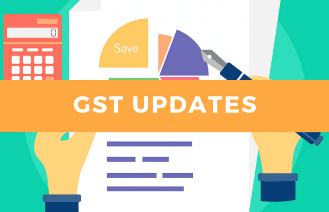 gst latest updates & notifications